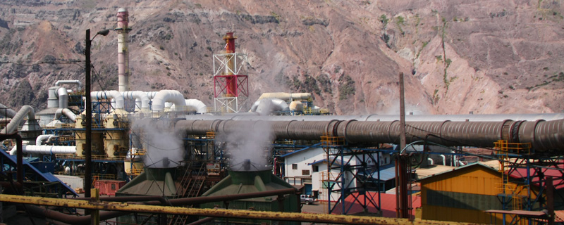 Smelting & Refining